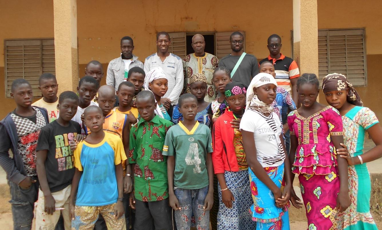 2ème mission d'éducation à Samako